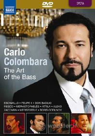 Carlo Colombara. The Art of the Bass