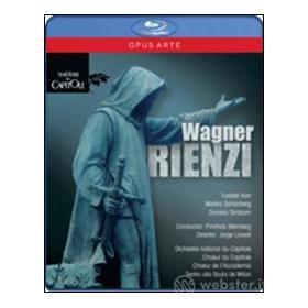 Richard Wagner. Rienzi (Blu-ray)