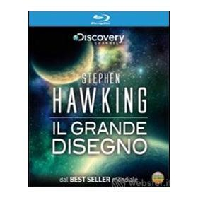 Stephen Hawking. Il grande disegno (Blu-ray)