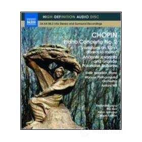 Frédéric François Chopin. Piano Concerto No. 2, Variations on 'La ci darem...' (Blu-ray)