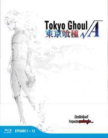 Tokyo Ghoul - Stagione 02 (Eps 01-12) (3 Blu-Ray) (Blu-ray)