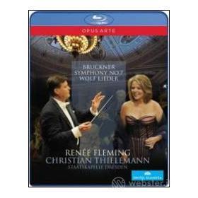 Anton Bruckner. Symphony No. 7 & Hugo Wolf. Lieder (Blu-ray)