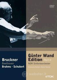 Günter Wand. Edition Part II (4 Dvd)