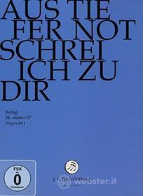 Johann Sebastian Bach  - Aus Tiefer Not Schrei Ich Zu Dir