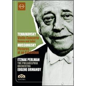 Eugene Ormandy & Itzhak Perlman