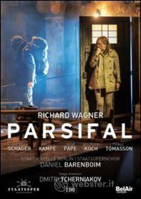 Richard Wagner. Parsifal (2 Dvd)