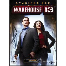 Warehouse 13. Stagione 2 (4 Dvd)
