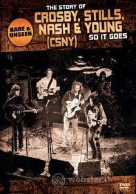 Crosby Stills Nash & Young - So It Goes: Story Of