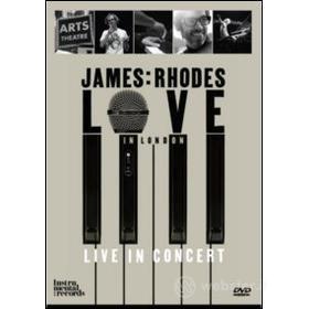 James Rhodes. Love in London. Live in Concert