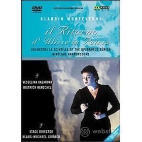 Claudio Monteverdi. Il ritorno di Ulisse in patria