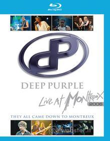 Deep Purple - They All Came Down To Montreux: Live 2006 (Blu-ray)
