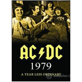 AC/DC. 1979. A Year Less Ordinary