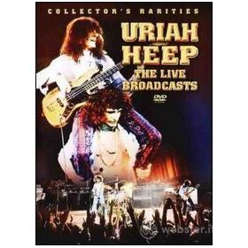 Uriah Heep. The Live Broadcast