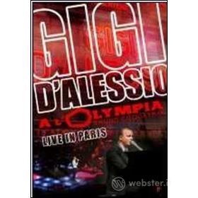Gigi D'Alessio. Gigi a l'Olympia. Live in Paris
