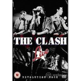 The Clash. Live. Revolution Rock(Confezione Speciale)