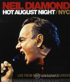 Neil Diamond - Hot August Night (Blu-ray)