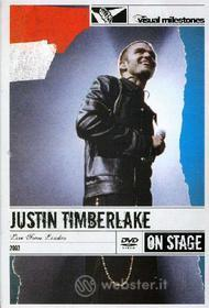 Justin Timberlake. Live From London