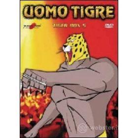 L' uomo tigre. Tiger Box 5 (5 Dvd)