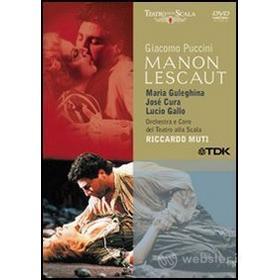 Giacomo Puccini. Manon Lescaut