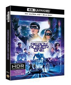 Ready Player One (4K Uhd+Blu-Ray) (Blu-ray)