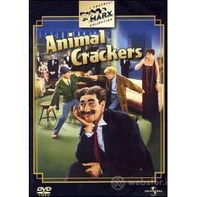 Animal Crackers. Matti da legare!