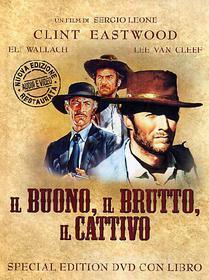 Il Buono, Il Brutto, Il Cattivo (SE) (Dvd+Libro)