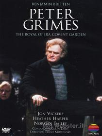 Benjamin Britten. Peter Grimes