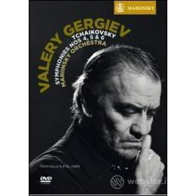 Valery Gergiev. Tchaikovsky. Symphonies Nos. 4, 5 & 6