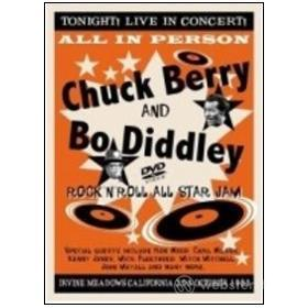 Chuck Berry and Bo Diddley. All Star Jam