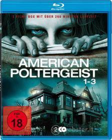 Elizabeth/Fusco/Barrera/Petrano/Nelson/Various - American Poltergeist 1-3 Box (Blu-ray)
