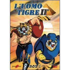 L' uomo tigre II. Box 01 (4 Dvd)