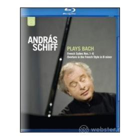Andras Schiff Plays Bach. French Suite nn.1-6 BWV 812-817, Concerto italiano BWV (Blu-ray)