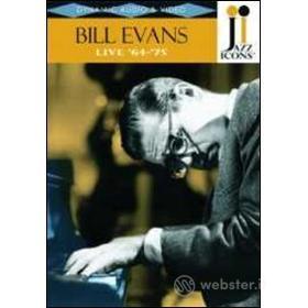 Bill Evans. Live '64 - '75. Jazz Icons