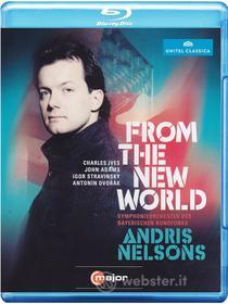 Andris Nelsons. From the New World (Blu-ray)