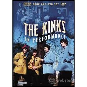 The Kinks. In performance