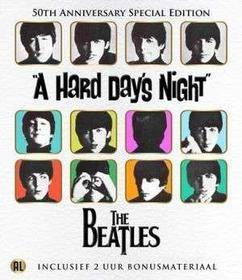 The Beatles - A Hard Day's Night (50Th Anniversary) (Blu-ray)