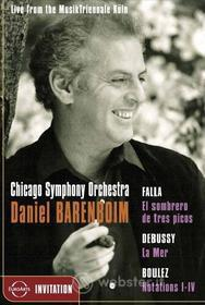 Daniel Barenboim & the Chicago Symphony Orchestra. Live from the MusikTriennale