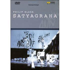 Philip Glass. Satyagraha