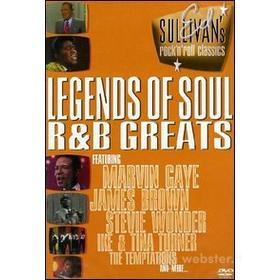 Ed Sullivan Presents Legends Of Soul R&b Greats