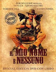 Il Mio Nome E' Nessuno (SE) (Dvd+Libro)
