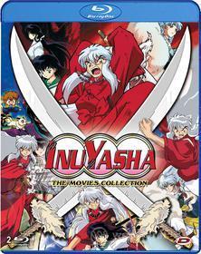 Inuyasha - The Movies Collection (2 Blu-Ray) (Blu-ray)