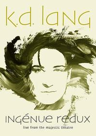 K.D. Lang - Ingenue Redux: Live From The Majestic Theatre (Blu-ray)