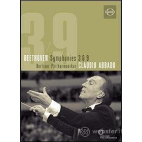 Ludwig van Beethoven. Symphonics 3 & 9