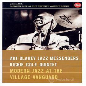 Art Blakey & The Jazz Messangers / Richie Cole Quintet - Modern Jazz At The Village Vanguard