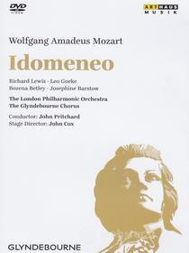 Wolfgang Amadeus Mozart. Idomeneo