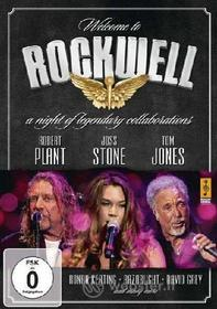 Welcome to Rockwell. A Night of Legendary Collaborations