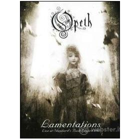 Opeth. Lamentations