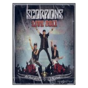 Scorpions. Get Your Sting & Blackout Live 2011 3D (Blu-ray)