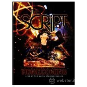 The Script. Homecoming. Live At The Aviva Stadium, Dublin (2 Dvd)