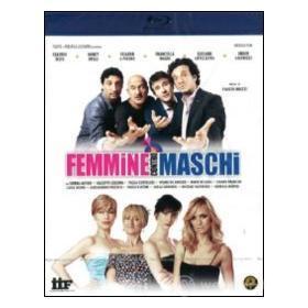 Femmine contro maschi (Blu-ray)